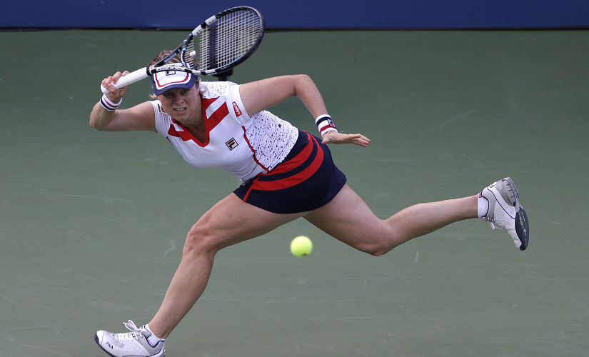 Aided by steely resolve Kim Clijsters defies age injuries and personal loss to embark on remarkable sporting comeback