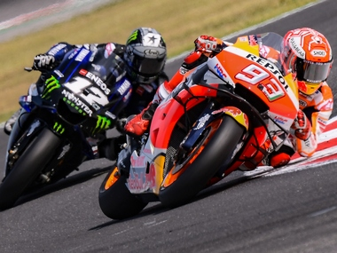 Coronavirus Outbreak MotoGP cancels races in Britain Australia due to COVID19