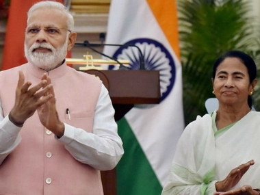 Thaw in Mamata Banerjees relations with Centre likely linked to 2021 Bengal polls fate of exKolkata Police chief