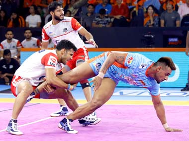 Pro Kabaddi 2019 Maninder Singh stars as Bengal Warriors beat Haryana Steelers to consolidate second place