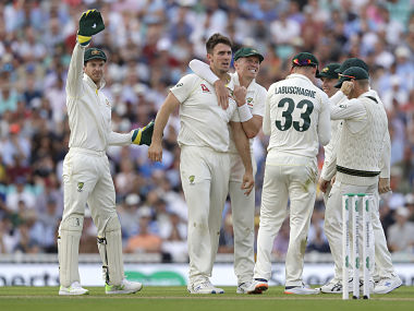 Mitchell Marsh took four wickets to boost Australia's bid to secure a 3-1 series win. AP