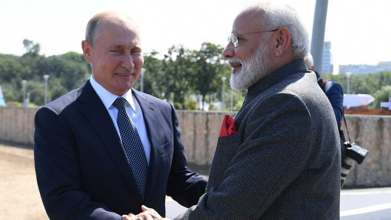 Russia to train Indian astronauts to prepare them for Gaganyaan says PM Modi