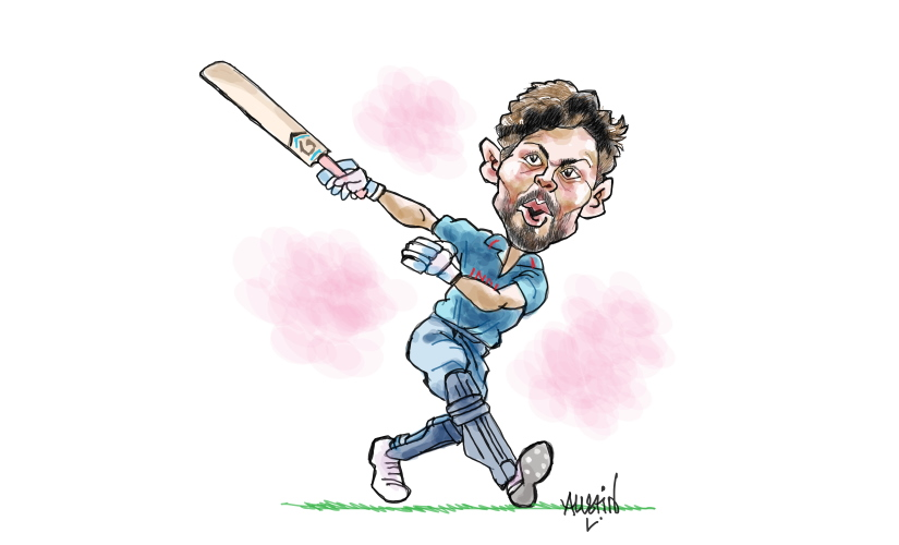 Let Rishabh Pant go back to the drawing board, work on his weaknesses and then earn his spot back in the Indian team.