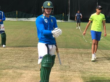 South Africa's Quinton de Kock has been appointed captain for T20I series against India. @OfficialCSA