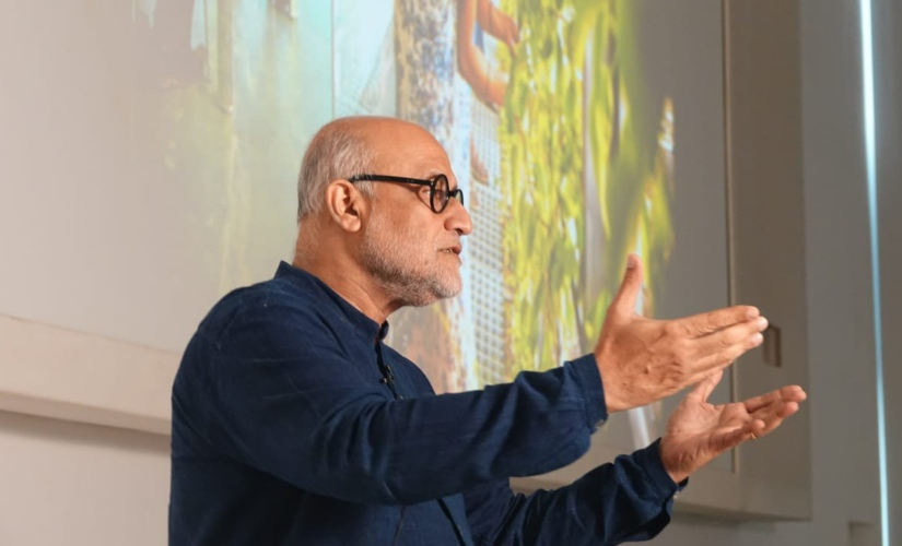 Rahul Mehrotra on how architecture is being divorced from social context why we should revise definition of urbanity