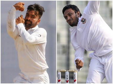 Rashid Khan and Shakib Al Hasan will be leading Afghanistan and Bangladesh respectively. AFP