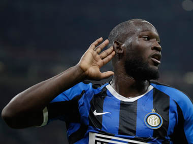 Serie A Inter Milans Romelu Lukaku knew he would have to deal with Italy racism wants tougher action from UEFA