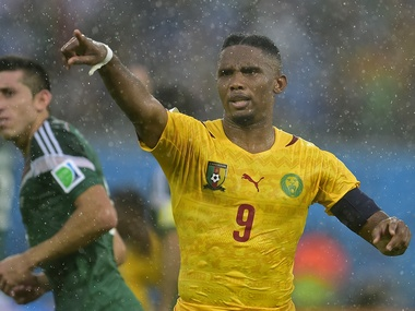 Cameroon legend Samuel Etoo says players from Africa not respected in Ballon dOr vote