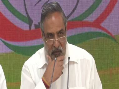 BJP ministers lack vision to revive economy Congress Anand Sharma calls Nirmala Sitharamans comments on inflation absurd