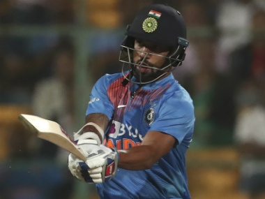 File image of India limited-overs opener Shikhar Dhawan. AP
