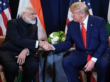 USIndia trade deal unlikely before Donald Trumps trip next week proposed Indian tariffs complicate negotiations says business group