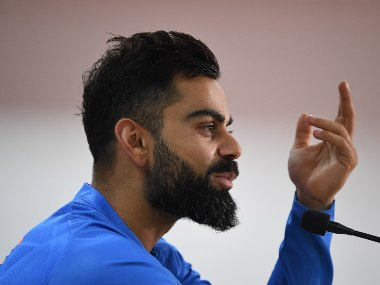 Virat Kohli said even he never expected to get a bagful of opportunities in his early days as an international cricketer. AFP