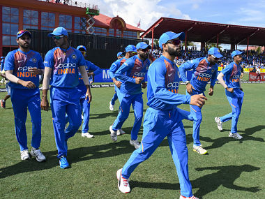 India will play three T20Is against South Africa. AFP