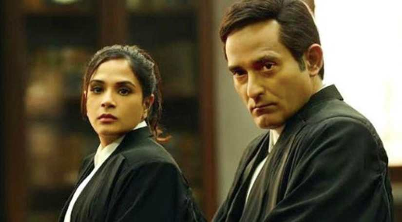 Akshaye Khanna on Section 375 My choice of films is very instinctive theres nothing cerebral about it
