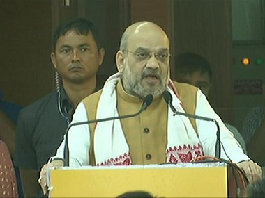 Amit Shah to address BJP workers in Mumbai on Sunday may discuss partys prepoll alliance with Shiv Sena in Maharashtra