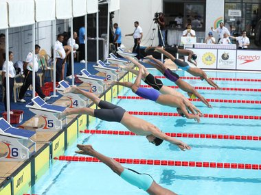 Coronavirus Outbreak Swimming Federation of India requests consent for reopening of pools to allow training of elite swimmers