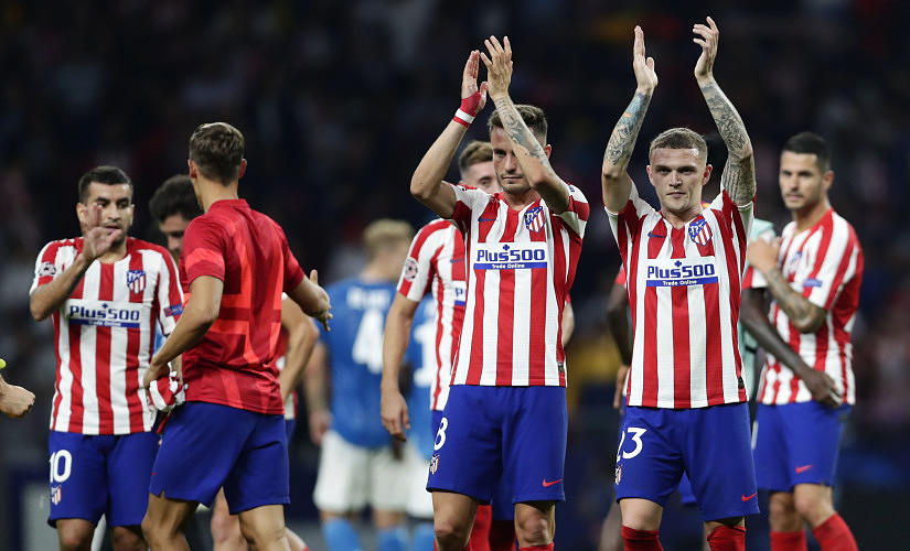 LaLiga Atletico Madrid vs Real Madrid Preview After youngsters steal limelight in midweek focus on keeping momentum in derby