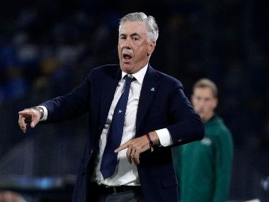 Champions League Napoli manager Carlo Ancelotti says win over Liverpool wont count if team cant advance through group stages