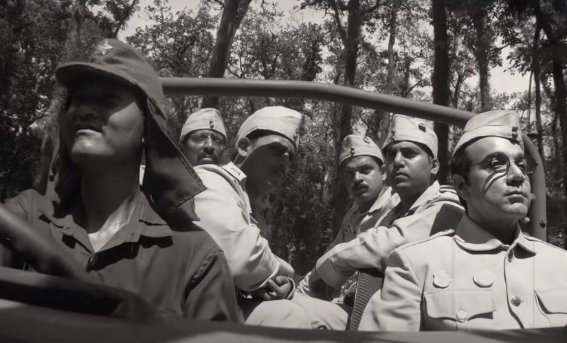 Gumnaami explores theories about Subhas Chandra Boses death and the man who is said to be Netaji in disguise
