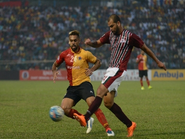 Mohun Bagan held to goalless draw by East Bengal in Kolkata Derby