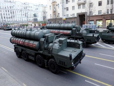 Moscow New Delhi in talks on production of S400 air defence system in India says Rostec CEO Sergey Chemezov