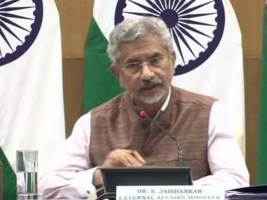 S Jaishankar pitches for H1B visa holders at bilateral meet with US says movement of people deepened ties between two countries