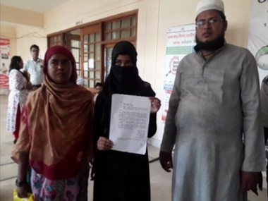 Tabrez Ansari lynching case Victims wife threatens to commit suicide if murder charge is not invoked against accused