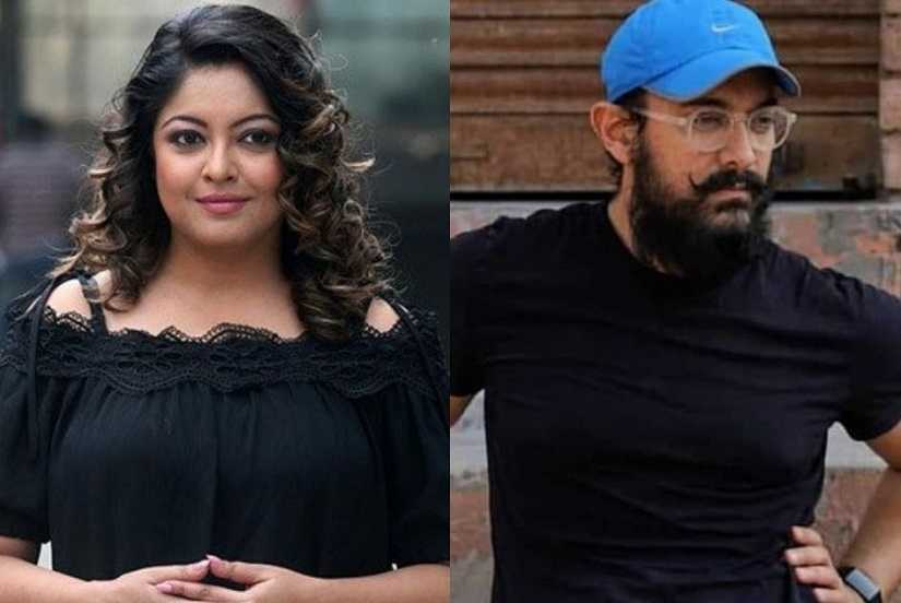 Tanushree Dutta slams Aamir Khan for rejoining Mogul Why do only creepy men of Bollywood get compassion