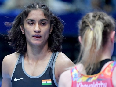 World Wrestling Championships 2019 Vinesh Phogat says she altered coachs strategy exposed her leg to tire her opponent in Olympic Qualification bout