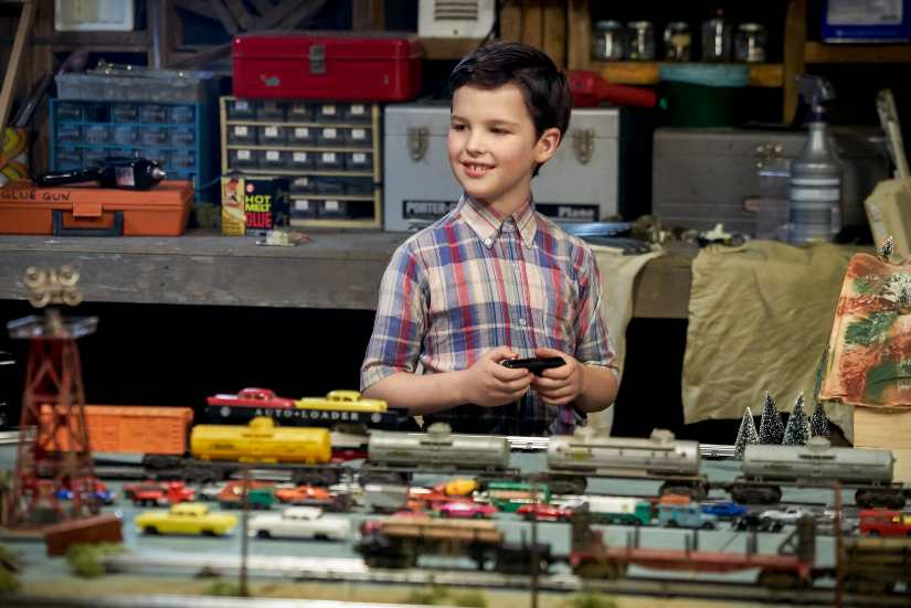 Young Sheldon Season 3 Iain Armitage on his audition for show and how he would honour The Big Bang Theory