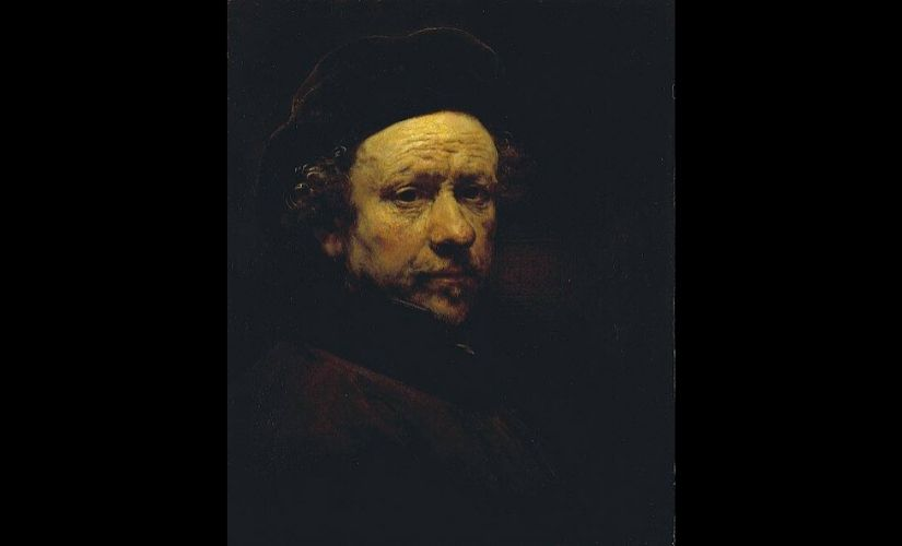 Of Rembrandt his artistic style and ambition amidst budding IndoDutch relations of the 17th century