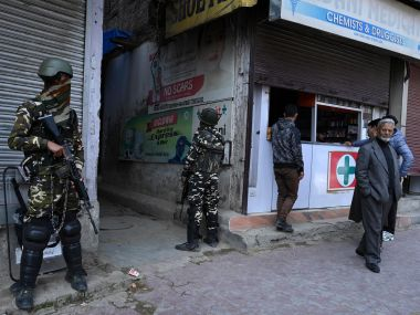 Top Hizbul Mujaheedin terrorist killed in encounter with security forces in Jammu and Kashmirs Doda district