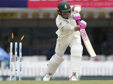 South Africa could not pose a fight against formidable India, losing all the matches by heavy margins. AP