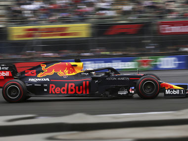 Formula 1 2019 Red Bulls Max Verstappen stripped of pole position at Mexican Grand Prix after failure to slow down for yellow flag