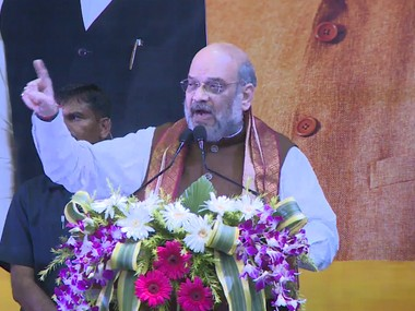 Will expel all infiltrators In Kolkata Amit Shah slams Mamata Banerjee for opposing NRC terms decision on JK tribute to Syama Prasad Mookherjee