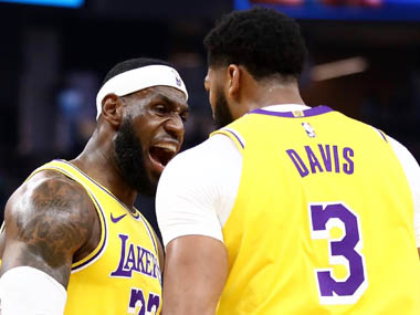 NBA 201920 Los Angeles Lakers Clippers set to star in wideopen season