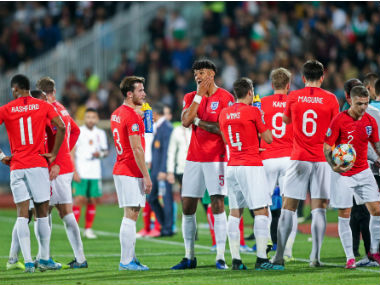 Euro 2020 Qualifiers English FA condemn abhorrent racist abuse in Bulgaria
