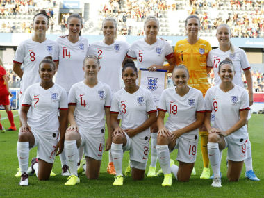Wembley Stadium sellout for England vs Germany friendly proves boom time for womens football in country