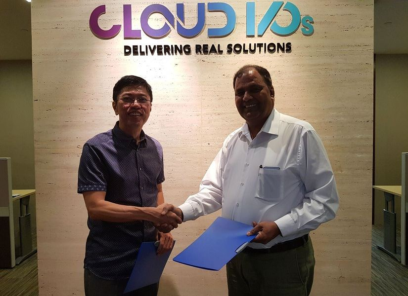 Systematix Infotech Announces Strategic Business Partnership With Singapore Based Cloud IOs