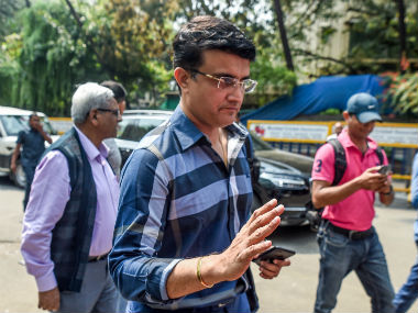 BCCI's president-elect Sourav Ganguly has expressed his reservations on ICC's proposed FTP. Getty Images