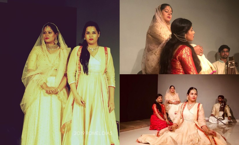 Gul as mehfil and fantasy Stage adaptation of courtesans story transports audience to Lucknow of yore