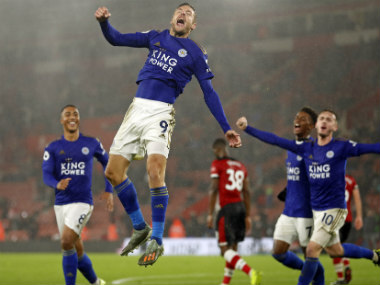 Premier League Ruthless Leicester City rout Southampton 90 to notch joint biggest away win in league history