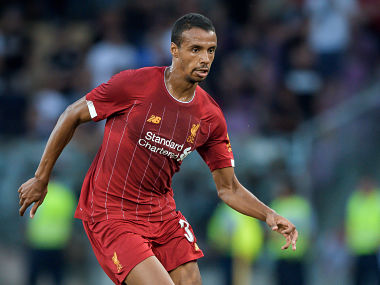 Premier League Cameroon defender Joel Matip signs new longterm contract extension with Liverpool