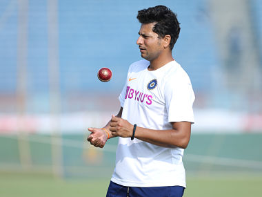 Kuldeep Yadav has been ruled out due to a shoulder injury. Sportzpics