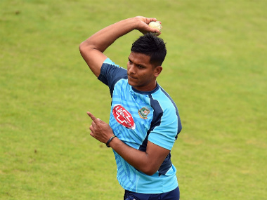 Mohammad Saifuddin last featured for Bangladesh in the T20I tri-series involving Afghanistan and Zimbabwe. AFP