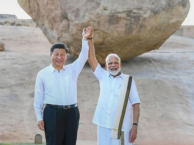 Narendra ModiXi Jinping meeting at Mamallapuram Updates PM accepts invite to hold next informal summit in China