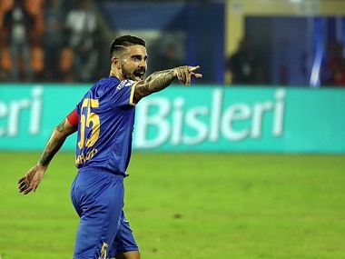 ISL 201920 Mumbai City FC captain Paulo Machado says teams most important target is to break into top four