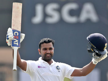 Rohit Sharma has amassed 529 runs from four innings in the ongoing Test series against South Africa. AP