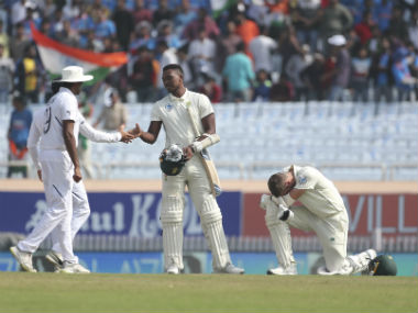 South Africa lost the three-Test series 3-0, including two by an innings. AP