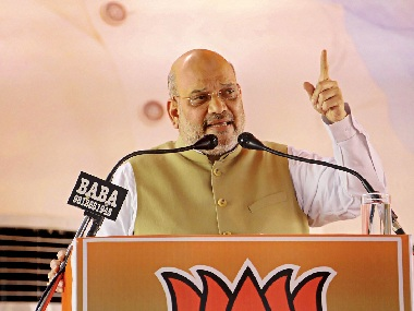 Amit Shah says Citizenship Amendment Act causing stomach ache to Congress accuses party of stoking violence against new law